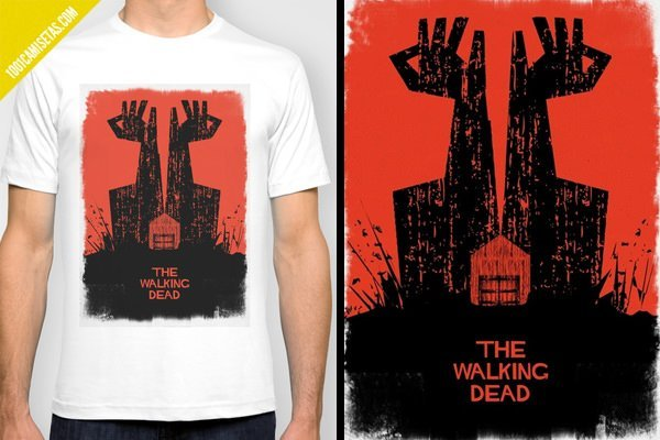 Tshirts walking dead