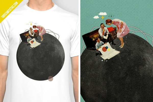 Ju Ulvoas Tshirts