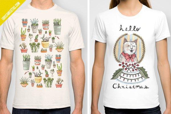 Camisetas Brooke Weeber