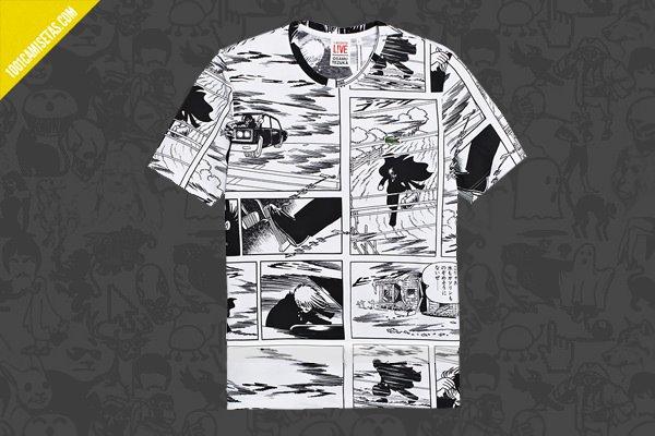Lacoste camisetas manga
