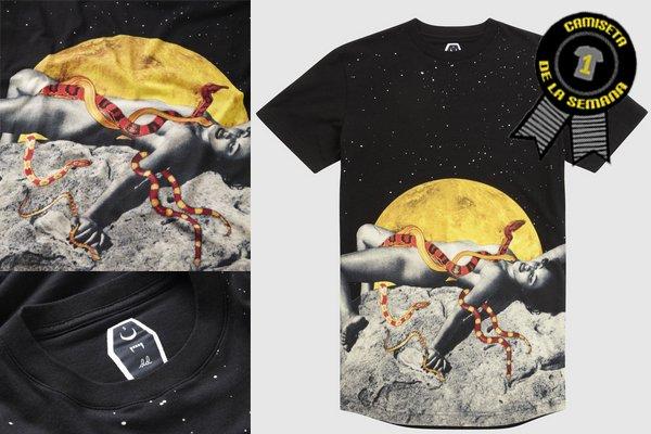Camiseta de la semana venus-t-shirt