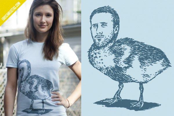 Camiseta Ryan Gosling
