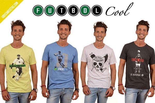 Camisetas futbolcool