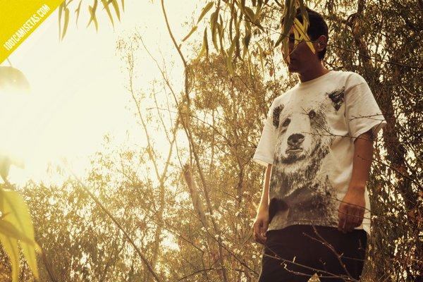 Camiseta oso