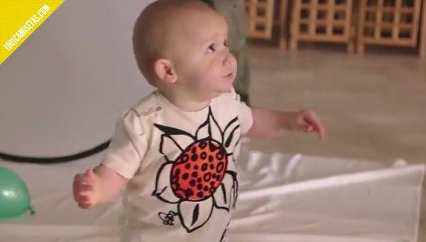 Camisetas bebes bichobichejo