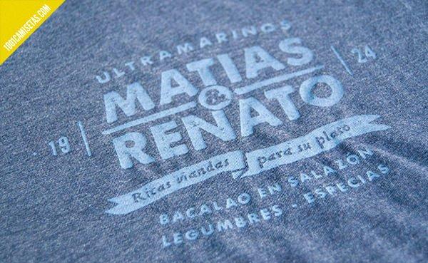 Camisetas vintage spanish