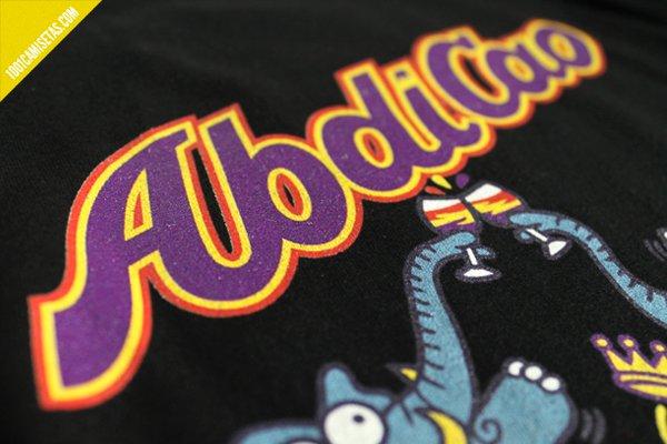 Camiseta abdicación rey