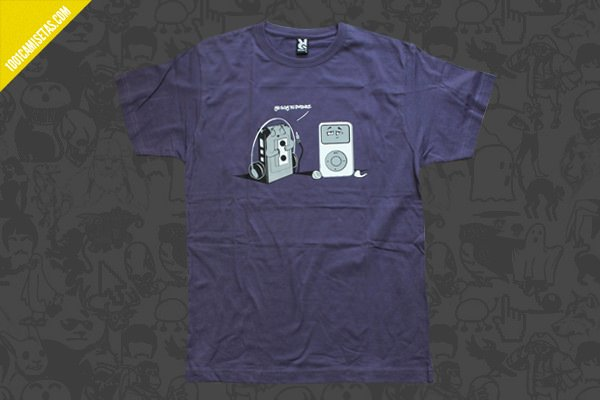 Camiseta Ipod