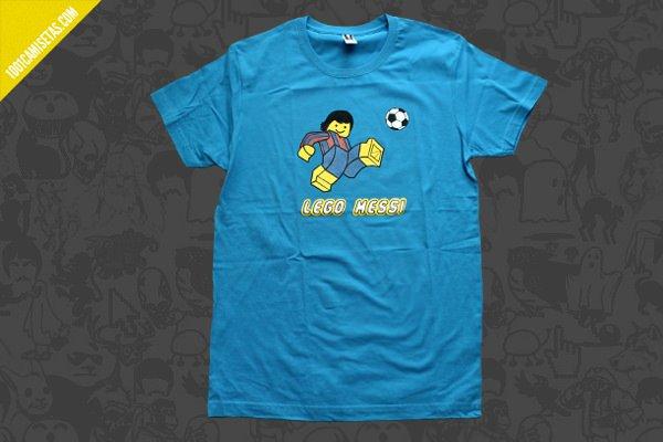 Camiseta Lego Messi