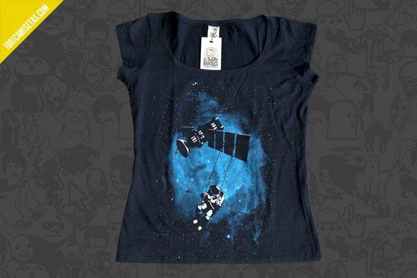 Camiseta galaxia