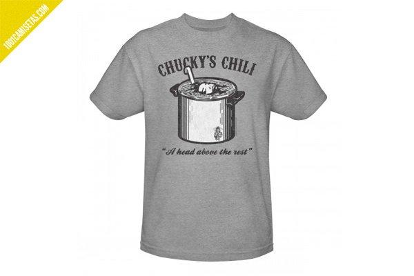 Camiseta Chucky SOA