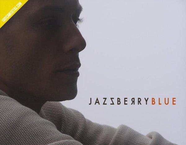 Jazzberry blue
