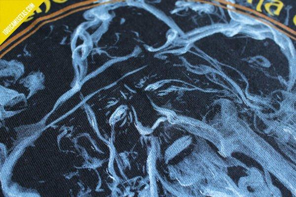 Camiseta divertida Gandalf
