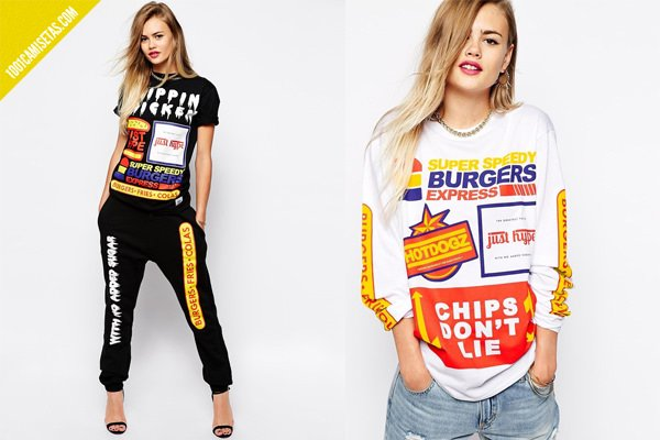 Camisetas Hype