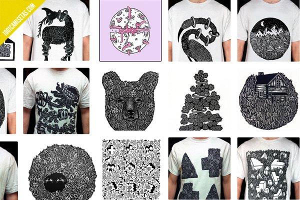 Camisetas evan mcohen