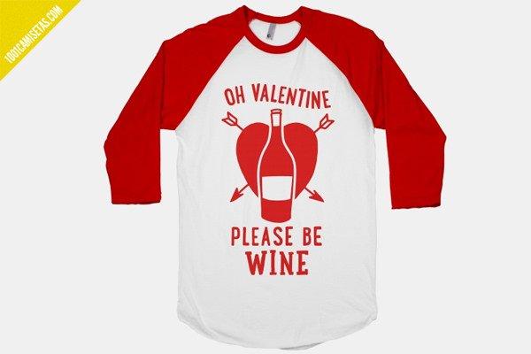 Camiseta divertida san valentin