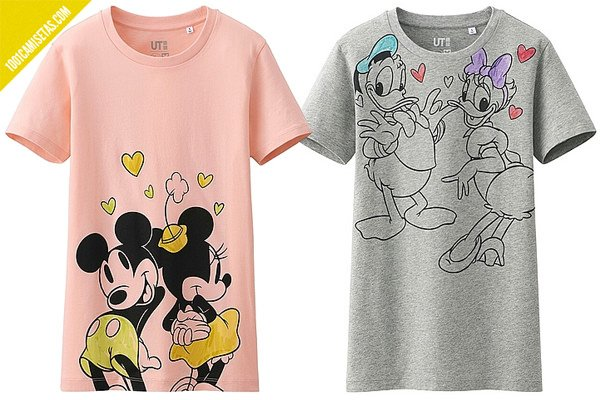 Camisetas amor uniqlo