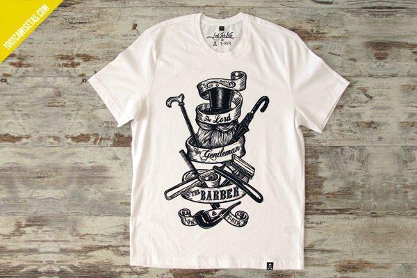 Camiseta tsir Lord Jack knife