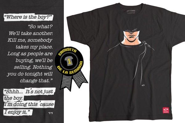 Camiseta daredevil