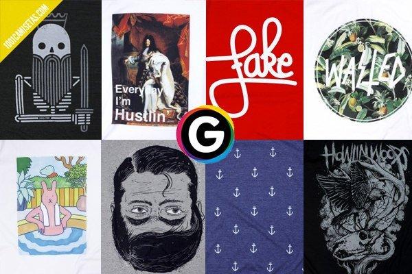 Camisetas Grafitee
