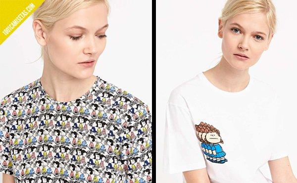Camisetas snoopy peter jensen