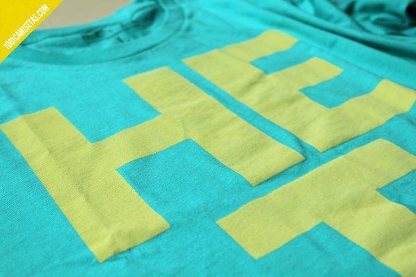 Camisetas diseño