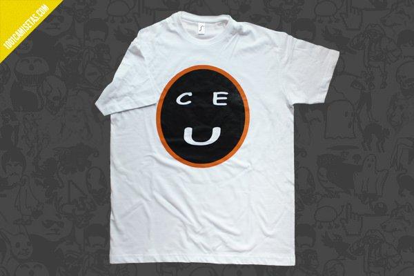 Camiseta cue