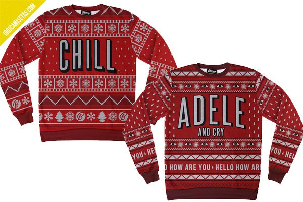 Ugly christmas sweaters netflix
