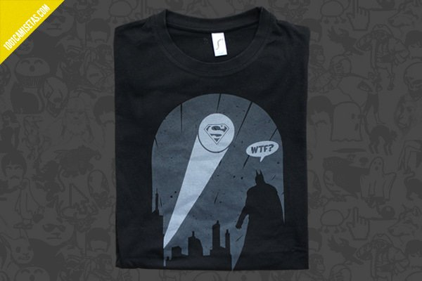 Camiseta batman freaks