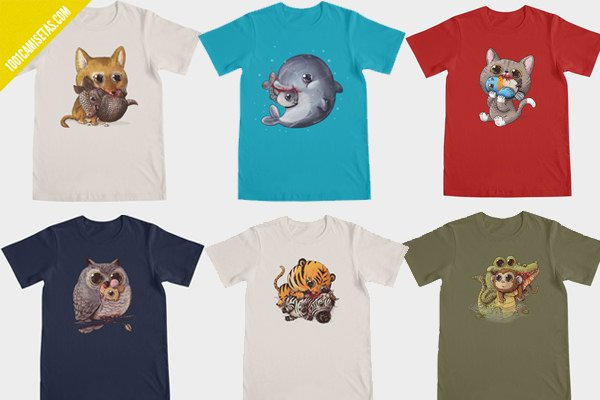 Camisetas adorable circle of life