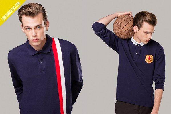 Además de camisetas, Coolligan también ofrece polos, pantalones, jerseis...