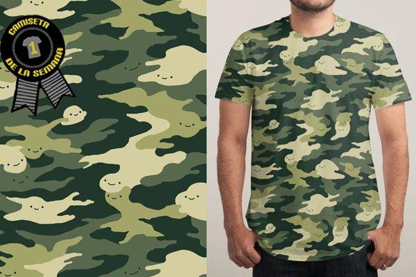 Camiseta semana army of hugs