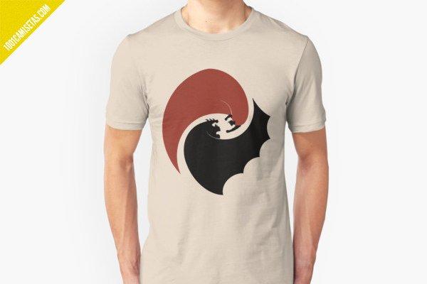 Camisetas superman batman