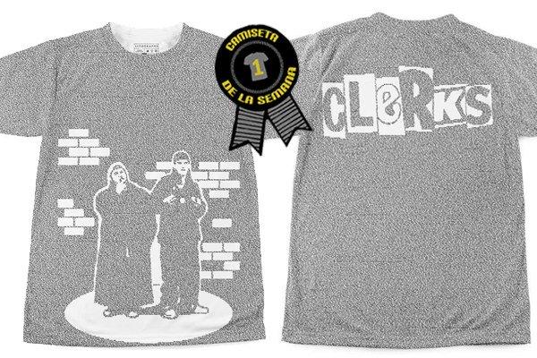 Camiseta semana clerks