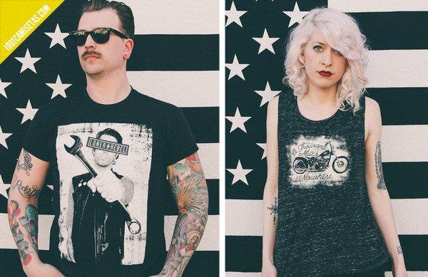 Camisetas 4 julio