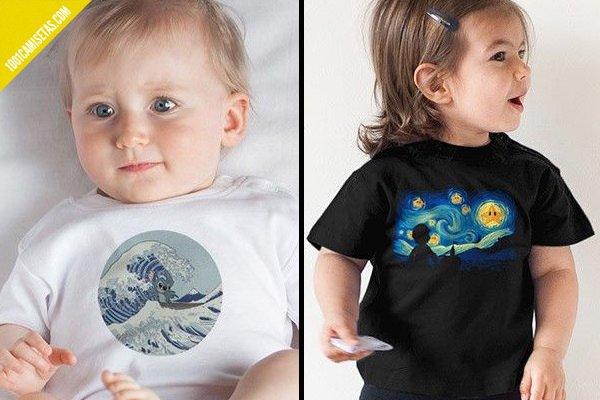 Bodies infantiles lola camisetas