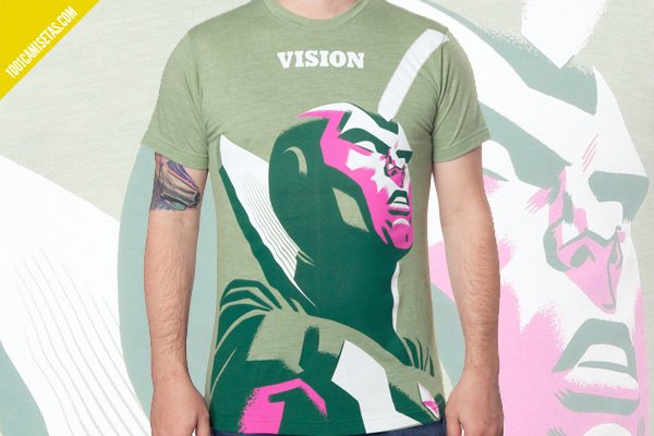Camiseta vision vintage
