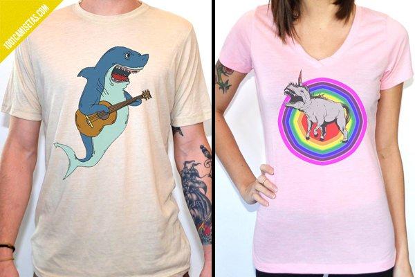 Camisetas divertidas artisan tees