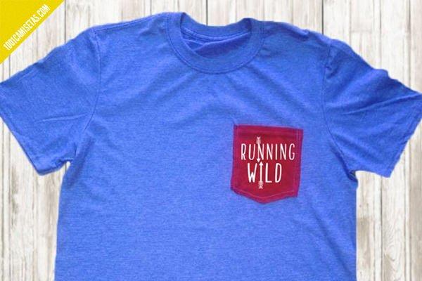 Camisetas runner be active