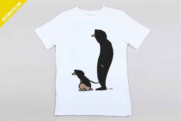 Camiseta jean jullien