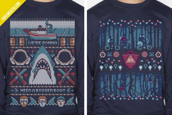 Christmas sweaters teefury