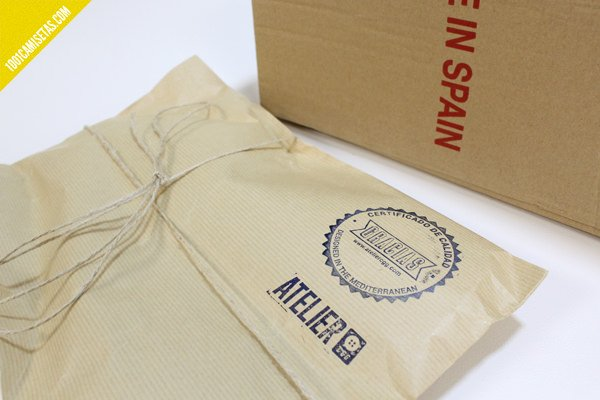 Packaging atelier CGG