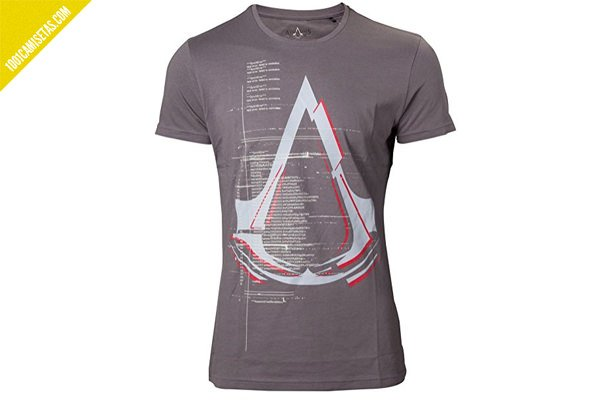 Camiseta assassins creed amazon