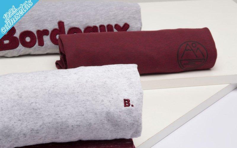 Las camisetas con bordado sin duda están muy de moda y se pueden encontrar  en muchas tiendas bafcce32574bd