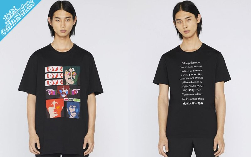 Colección The Beatles x Stella McCartney