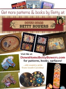 Betty Bowers Down Home