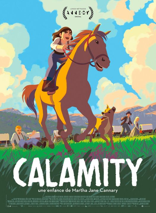 calamity affiche