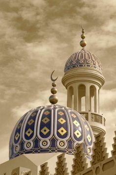Shatti Al Qurum Mosque, Oman