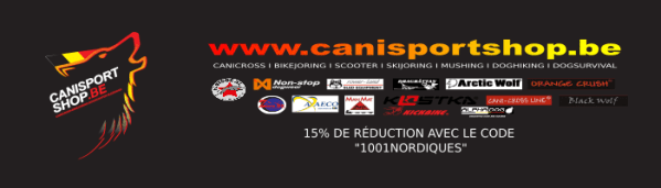 Logo de Canisportshop.be