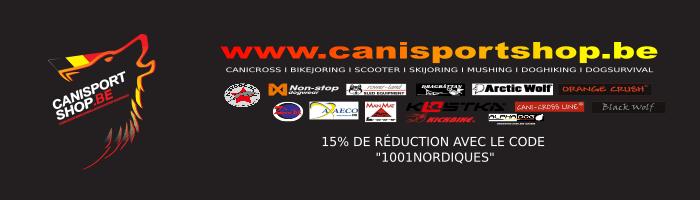 Canisportshop.be, spécialiste du matériel canin
